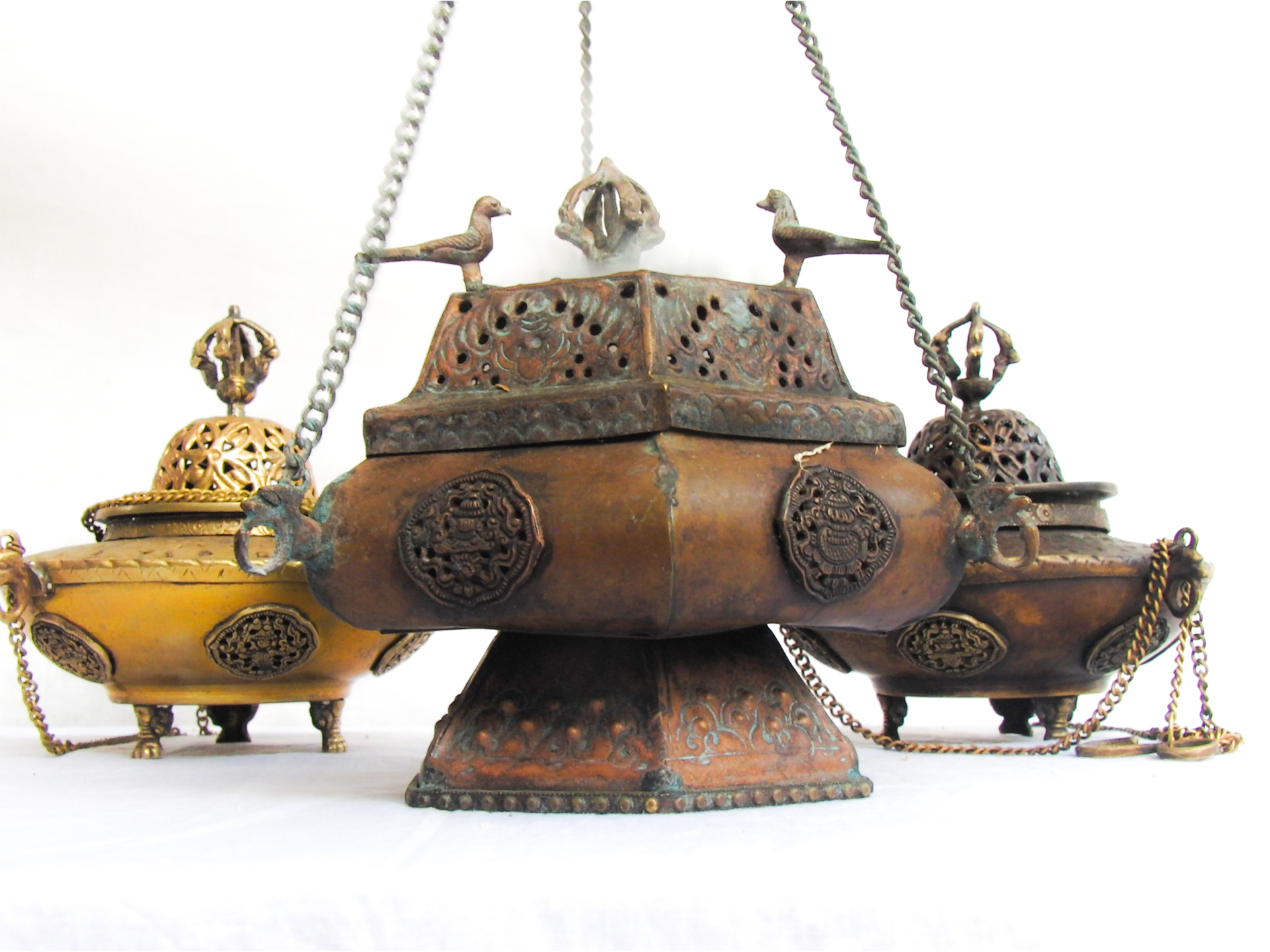 photo for band of incense holders